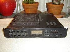 Roland E-660 Digital Parametric Equalizer, Eq, Vintage Rack