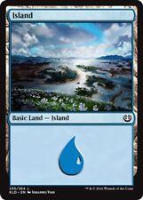 4 x Island (255/264) - Kaladesh - Magic the Gathering MTG Basic Land