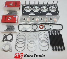 RENAULT F9Q FULL ENGINE REPAIR KIT BEARINGS no  VALVES GASKET SET + seals,gasket