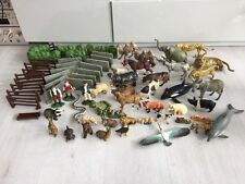 JOB LOT ELC & AAA ANIMALS FARM SAFARI FARMERS BUSHES BUNDLE