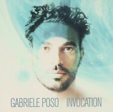 Gabriele poso-invocation CD nuevo