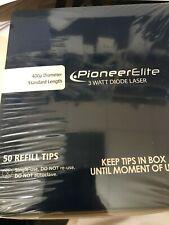 Pioneer Elite Diode Laser 400 Micron Tips Standard 50/Box