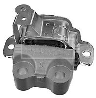 Engine Mount fits FIAT GRANDE PUNTO 199 1.4 Rear 05 to 15 Mounting B&B 55700434
