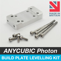 ANYCUBIC Photon S Build Plate Platform Levelling Upgrade Kit - Resin 3D Printer
