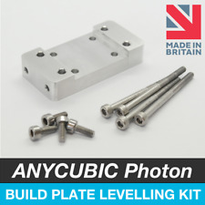 ANYCUBIC Photon S Build Plate Platform Levelling Upgrade Kit - Aluminium