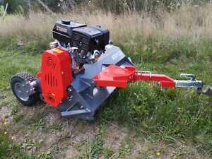 SBF ATV120 Mulcher Quad ATV Motor mit Fahrwerk