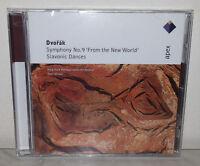 CD DVORAK - SYMPHONY NO. 9 & SLAVONIC DANCES - NUOVO NEW