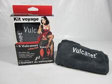 Vulcanet, kit de viaje