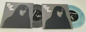 "Billie Eilish No Time To Die 2 x 7"" Vinyl Smoke + Blue Ice Coloured Sealed Bond"