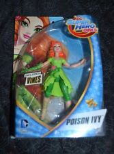2016 MATTEL DC COMICS DC SUPER HERO GIRLS POISON IVY ACTION FIGURE