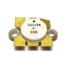 HF Leistungs-Transistor SD1124 / SD 1124, UHF Power Transistor, NOS