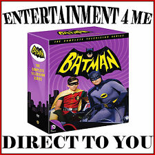 BATMAN - COMPLETE TV SERIES - 120 ORIGINAL EPISODES *BRAND NEW DVD BOXSET*