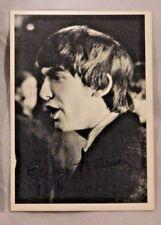 1964 Topps Beatles Black & White 2nd Series #82 George Harrison nm