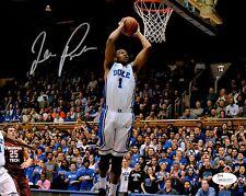 Signed Duke Blue Devils JABARI PARKER Autographed 16x20 Photo AUTO #3014 - JSA