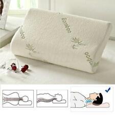 Bamboo Fiber Memory Pillow Slow Rebound Health Care Neck Protection Foam HO3