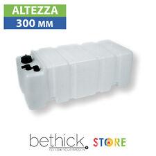 SERBATOIO ACQUA TITANO IN ELTEX - ALTEZZA 300 MM - BARCA CAMPER