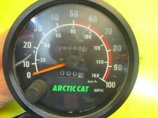 OEM 1995 95 ARCTIC CAT THUNDERCAT ENGINE MOTOR SPEEDO SPEEDOMETER MPH 5098 MILES
