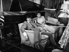 Photo originale Alain Delon Pascale Petit Faibles femmes piano canapé