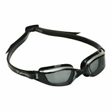 Aqua Sphere Phelps Swimming Goggle - Xceed -  Silver/Black