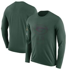 NWT Nike Green Bay Packers Dri-Fit Salute to Service L/S Shirt Size XL