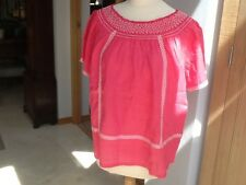 Part Two Hoshi Linen Blouse NEW with tag size 12 RRP £99.95!!!