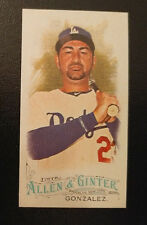 2016 Topps Allen & Ginter Mini #143 - ADRIAN GONZALEZ - Los Angeles Dodgers