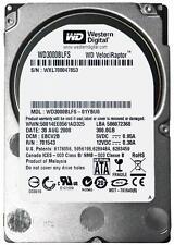 WD WD3000BLFS VELOCIRAPTOR 300GB 10K 15MM 3G SATA HDD
