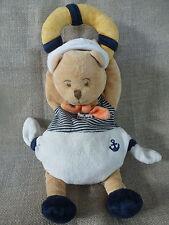 Doudou et compagnie***Ours marin avec bouée
