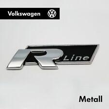 VW R Line Aufkleber Sticker Logo Badge Emblem Typenzeichen Grille Decal