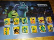 12 PINS Disney Carrefour ✿ New Generation Festival ✿ MONSTERS INC. COMPLETE