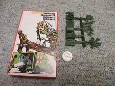 Atlantic 1/72 Box# 113 WW2 Ambulances