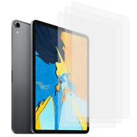 3X Anti Glare (Matte) Screen Protector For Apple New iPad Pro 11 inch - 2018
