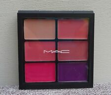 MAC PRO Lip Palette, Shade: 6 Preferred Pinks, 6g, Brand NEW!