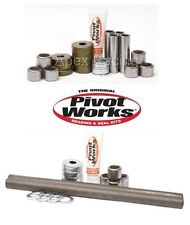 YFZ450 2004-2013 Pivot Works A-Arm (Upper) & (Lower) Bearings Seals Rebuild Kit