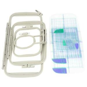 Embroidery Hoops for Brother Innovis Machine Sewing Tools Replacement Kits