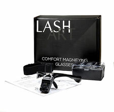 LashArt Comfort Magnifier Hands Free Magnifying Glass CE MARK Eyelash Extension