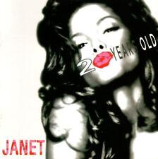 Janet Jackson - 20 Y.O. ( AUDIO CD 09-26-2006 ) NEW