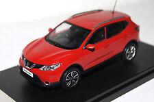 Nissan Qashqai 2014 rot 1:43 PremiumX neu & OVP PRD462J