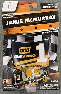 NASCAR AUTHENTICS JAMIE MCMURRAY #1 GEARWRENCH  - 2018 WAVE 3 - 1:64 SCALE