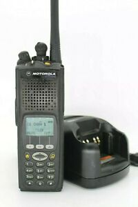 Motorola XTS5000 Model III VHF Smartzone P25  Radio FPP w/ IMPRES Smart Battery