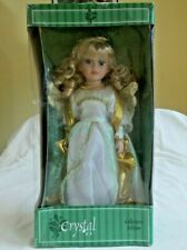 """""""Crystal� Porcelain Doll Collector's Edition"""