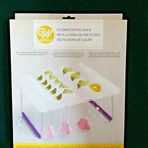 Wilton Waved Drying Rack for Flowers - Leaves - Cake Decorating Supplies