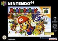 N64 Mario Party 1  / Zustand auswählbar