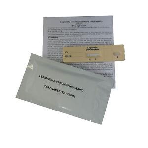 Legionnaires Disease Testing Kits Legionella Urine Tests GP Professional Pack