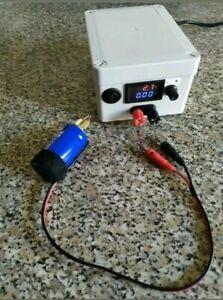 KIT Saldatrice Puntatrice completa per batterie litio, LIPO, Lifepo4, NIMH, NICD