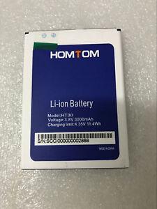 NEW Genuine Li-ion Battery For HOMTOM HT30 3.8V 3000mAh