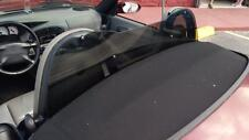 986,987 PORSCHE BOXSTER SMOKED PLEXIGLASS WINDSCREEN