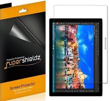 3X SuperShieldz Clear Screen Protector Saver For Microsoft Surface Pro 2017