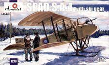 Amodel 1/72 Spad S.A.4 with ski gear # 7273