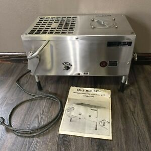 Midi Still SS-5 Pure Water Distiller Purifier Working with Instruction Book